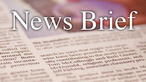 News Briefs: Oct. 15, 2012