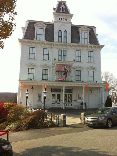 Goodspeed Opera House in East Haddam
