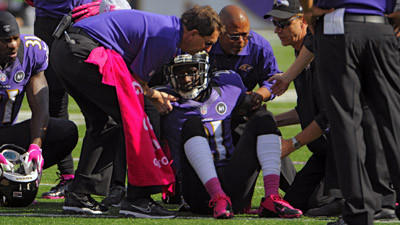 Test confirms Lardarius Webb tore his ACL