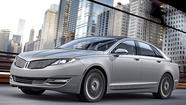Lincoln's 2013 MKZ Hybrid tops in fuel economy