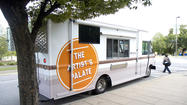 The food truck trend has rolled onto the campus of the Maryland Institute College of Art. Set to debut sometime during the week of Oct. 15, the Artist's Palate will ply the university's Bolton Hill campus, bringing students breakfast sandwiches, late night snacks and meals in between.