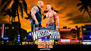 WrestleMania 28, which took place April 1 in Miami, broke the record for economic impact that WrestleMania has on the host city, WWE announced Monday.