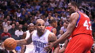CINCINNATI — Jacque Vaughn would like to see his Orlando Magic improve their transition defense and play a more physical brand of basketball in tonight's exhibition against the Cleveland Cavaliers.