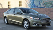 Times' Test Garage: 2013 Ford Fusion SE