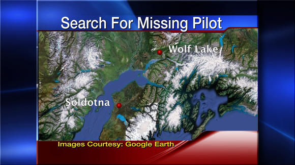 Search for Missing PIlot