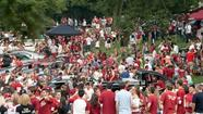 Excise officers arrest 26 during IU tailgating