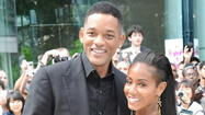 Obama fundraisers Will Smith and Jada Pinkett Smith