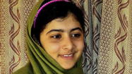 A week after Malala Yousafzai was shot and gravely wounded by Taliban militants for insisting on the right of girls to get an education, the 14-year-old blogger and Internet activist has become a worldwide symbol of resistance to the extremist views of her attackers.