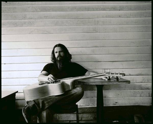 Country music artist Jamey Johnson.