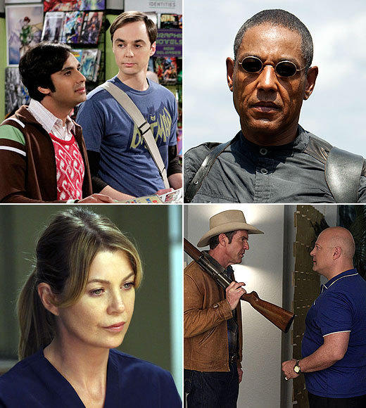 "The usual suspects (""Modern Family,"" ""The Big Bang Theory"") scored big gains from DVR use in the week of Sept. 24-30, 2012, the first full week of the 2012-13 season. The biggest beneficiary of all, though, was a new show, NBC's ""Revolution."" Here are the 10 biggest gainers of premiere week.<br><br> <i>Source: The Nielsen Company</i>"