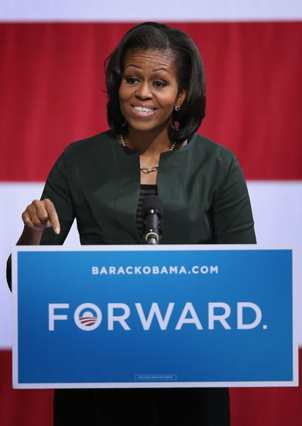 RedEye casts the presidential election movie: Michelle Obama ...