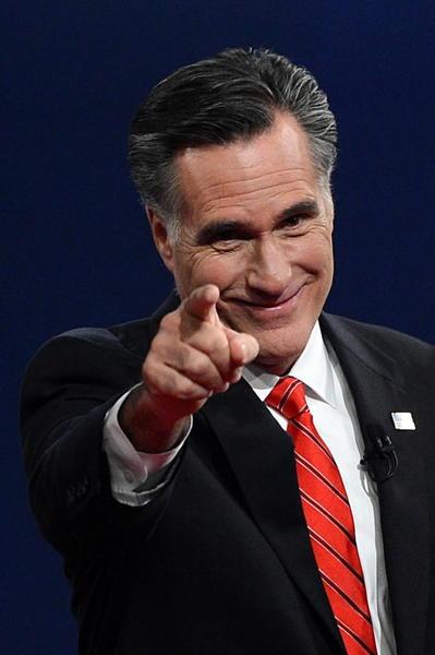 RedEye casts the presidential election movie: The candidates: Mitt Romney ...