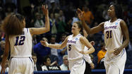 DePaul's Anna Martin didn't fully realize what was missing last season until practice began this fall.