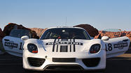 First ride: Sitting shotgun in Porsche's upcoming 918 Spyder supercar