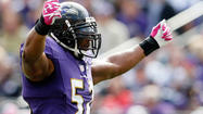 Pro Bowl inside linebacker Ray Lewis did not make it through his 17th season, but he will play in No. 18 next year.