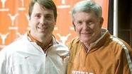 Gators coach Will Muschamp, not Mack Brown, should be coaching Texas right now.