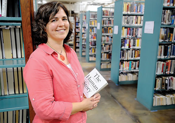 Carrie Willson-Plymire, who is the head of Technical Services for the Washington County and Western Maryland Regional Libraries, has been named the vice president/president-elect of the Maryland Library Association.