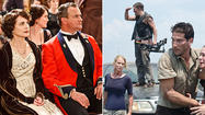 <strong>Graphic:</strong> 'Downton Abbey' vs. 'The Walking Dead'