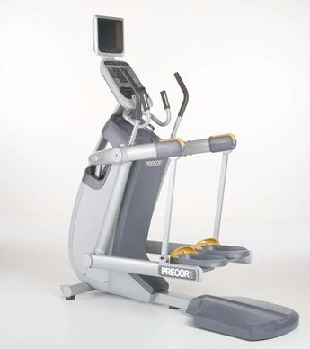 """<b>Change it up</b><br> <br> <b>Precor AMT (Adaptive Motion Trainer):</b> Unlike other ellipticals on the market, it features a free-form, user-determined foot motion that can, on the fly, change from a vertical stepping motion to an all-out, full-stride running motion.<br> <br> <b>Likes: </b>Exhilarating, effective and addictive. I loved the variety and challenge; it can be a different workout every day -- or every minute. Allowing you to move the way you want, from easy to all out, it encourages a harder workout than a normal elliptical. The stride length automatically varies  from zero to 27 inches, as you step, stride, run, walk or anything in between. Includes resistance adjustment, heart-rate programs and a variety of workout programs but no elevation controls, only a lighted """"interactive stride length"""" dial that lets you watch and experiment with your own real-time motion. Relatively floor-space-friendly at 56 inches long.<br> <br> <b>Dislikes: </b>As a commercial-grade machine, it's priced like a used SUV.<br> <br> <b>Price: </b>$7,995. (425) 486-9292; <a href=""""http://precor.com"""">precor.com</a>."""
