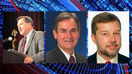 Candidates for U.S. Senate square off in first debate Monday