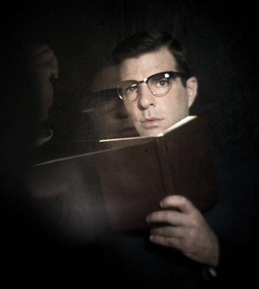 'American Horror Story' Season 2: 'Asylum': Zachary Quinto as Dr. Oliver Thredson