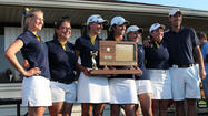 Kapaun and Carroll girls' golf take Nos. 2 & 3, Aquinas wins team title