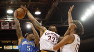 NBA: Preseason-Orlando Magic at Cleveland Cavaliers