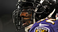 What appeared to be a harmless tackle of Dallas Cowboys' running back Phillip Tanner in the fourth quarter Sunday became the last play Ravens inside linebacker Ray Lewis will make this season.