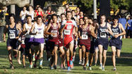 Photo Galley: Pacific League cross country meet