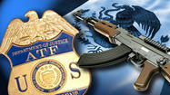 SAN DIEGO - The first of 20 individuals indicted in 2011 on charges of buying high-powered firearms in Arizona to be used by Mexican drug gangs was sentenced Monday in San Diego federal court to 57 months in prison.