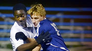 The Boonsboro boys soccer team found all that glitters is not a golden goal.