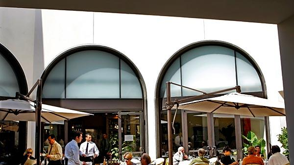 Caffe Roma Beverly Hills Hills' Revamped Caffe Roma