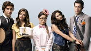 """Underemployed"" is a show in search of an identity. So much so that even creator Craig Wright doesn't know how to peg the new MTV series, describing it in the press notes as simply a ""one-hour ensemble."" Ensemble <em>what </em>you ask? Well, exactly."