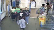 Avon police search for suspects accused of using stolen credit cards