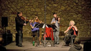 "Head back in time this Friday at Connecticut College as post-classical string quartet ETHEL teams up with rock legend Todd Rundgren for ""Tell Me Something Good,"" a celebration of the 1970s. Rundgren leads with vocals as ETHEL back him up, recreating background vocals with their many strings. <strong><em></em></strong>"