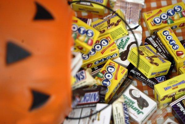 San Francisco tops trick-or-treating index