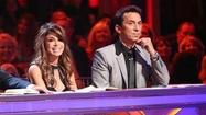 Oh boy. Tonight's the night we get Paula Abdul as a guest judge. She always annoyed me on American Idol - will I find her less tiresome here? I don't doubt her credibility, she's arguably more a dancer than a singer.