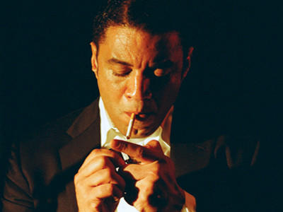 Harry Lennix in 'Mr. Sophistication'