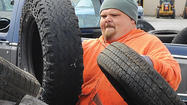 Last week's state-sponsored tire amnesty pulled in about 18,000 tires locally, according to Clark County Emergency Management Agency Director Gary Epperson said. Epperson also serves as the county's solid waste coordinator.