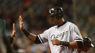 The only question for Alex Rios entering the 2013 season will be: Can he come close to repeating what he achieved in 2012, particularly in an odd-numbered season?