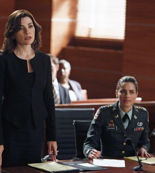 'The Good Wife' Season 4 photos: Episode 6, The Art of War