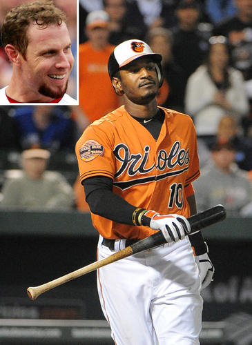 If you live by the home run, you die by the home run. The Orioles hit the second most in baseball in 2012. They hit three -- all solo shots -- while scoring just 15 runs in six postseason games.<br>