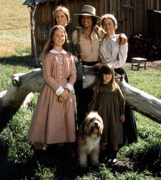 "<b>The books</b>: A series of eight books by Laura Ingalls Wilder<br> <b>The TV series</b>: An NBC series starring Michael Landon, Melissa Gilbert, Karen Grassle and Melissa Sue Anderson<br><br> <script type=""text/javascript"" charset=""utf-8"" src=""http://static.polldaddy.com/p/6613484.js""></script> <noscript><a href=""http://polldaddy.com/poll/6613484/"">Which version of ""Little House on the Prairie"" is better?</a></noscript>"