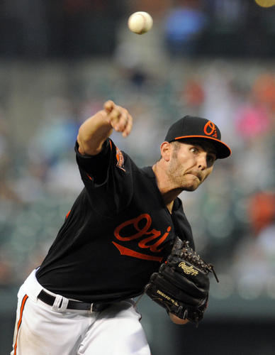 Opening Day starter fell on hard times and headed back to the minor leagues. Returned as middle reliever and made a contribution down the stretch, but hard to gloss over 3-9 record and 6.20 ERA.<br> <br> Grade: D