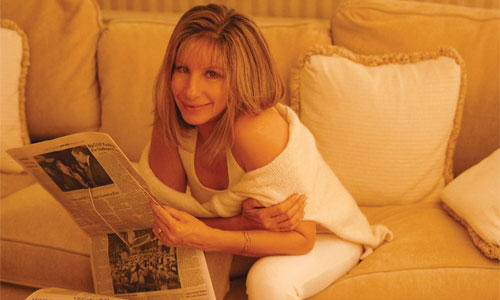 Barbra Streisand auction