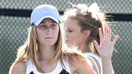Photo Gallery: Crescenta Valley v. Burbank Pacific League girls tennis