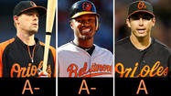 Peter Schmuck's final grades for the 2012 Orioles