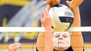 North Hagerstown Smithsburg volleyball