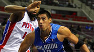 Preseason:  Orlando Magic vs. Detroit Pistons