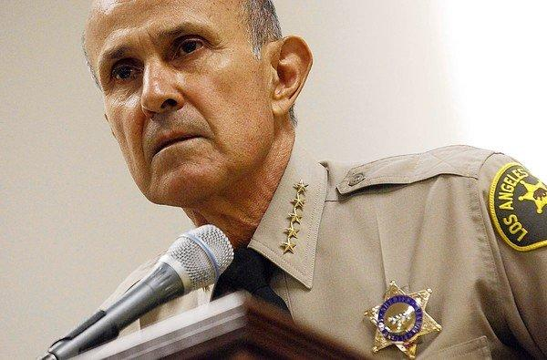 L.A. County Sheriff Lee Baca